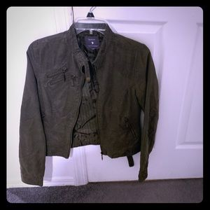 Dark Green Forever 21 Jacket